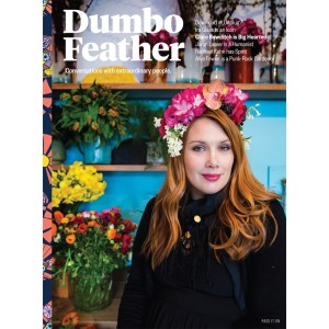 Dumbo Feather Issue-37 Clare Bowditch