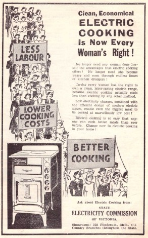 SEC ad Leader 1935
